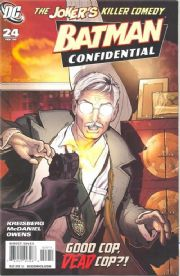 Batman Confidential #24 (2008) DC comic book